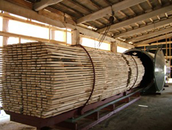 Продаю оборудование для термо дерева